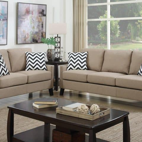 Sofa & Loveseat Sets
