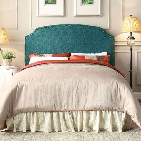 Headboard Bed Bedroom