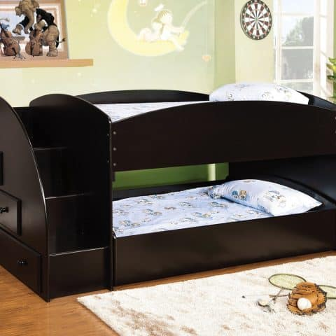 Small Twin Over Twin Bunk Bed