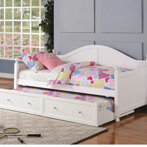 daybed daybeds trundle bedroom