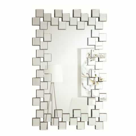 Wall Mirror Frame Less Contemporary