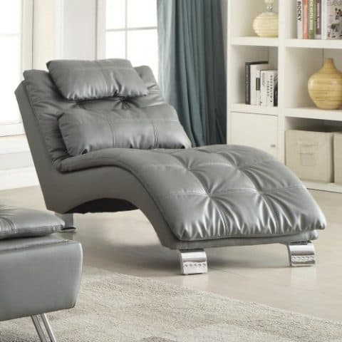 Chaise Lounge Dilleston Contemporary