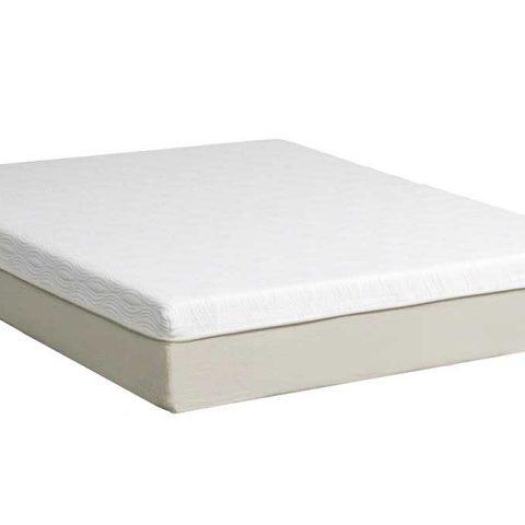 12 Natural Plush Memory Foam Mattress