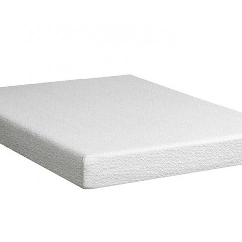 8 Natural Plush Memory Foam Mattress