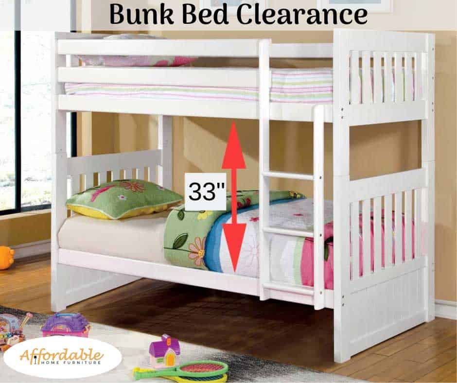 Common Bunk Bed Questions Affordable Home Furniture
