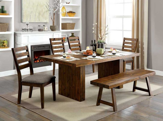 Dining Table Shapes and Sizes